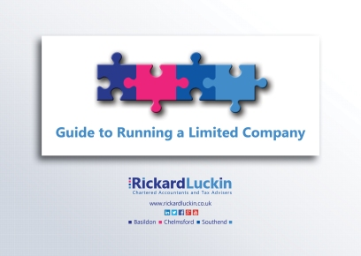 Guide to Running a Limited Company - Front Cover