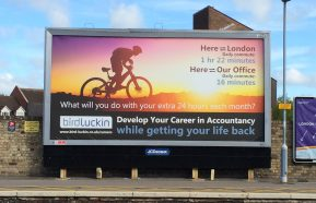 Bird Luckin Recruitment Campaign May 2015