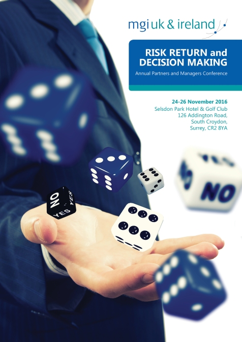 MGI Annual Conference booklet